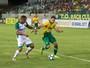 Cuiabá começa bem, mas Goiás freia a reação e avança na Copa do Brasil