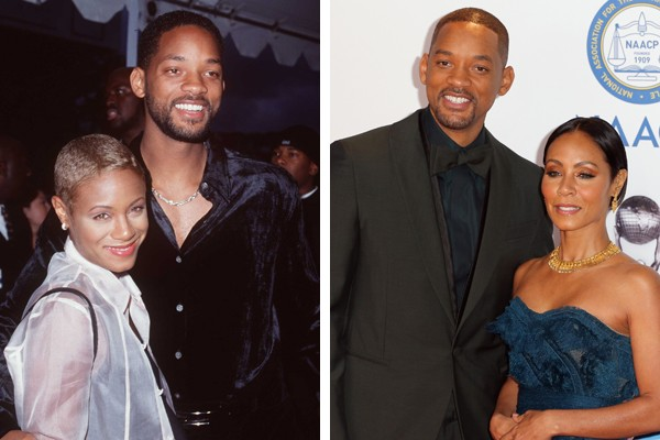Will Smith e Jada Pinkett Smith (Foto: Getty Images)