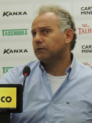 Toninho Cecílio Criciúma (Foto: João Lucas Cardoso)