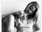 Debby Lagranha manda recado para a avó: 'Fica boa logo'
