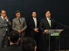 Rodrigo Maia e Gilmar Mendes querem rediscutir sistema eleitoral