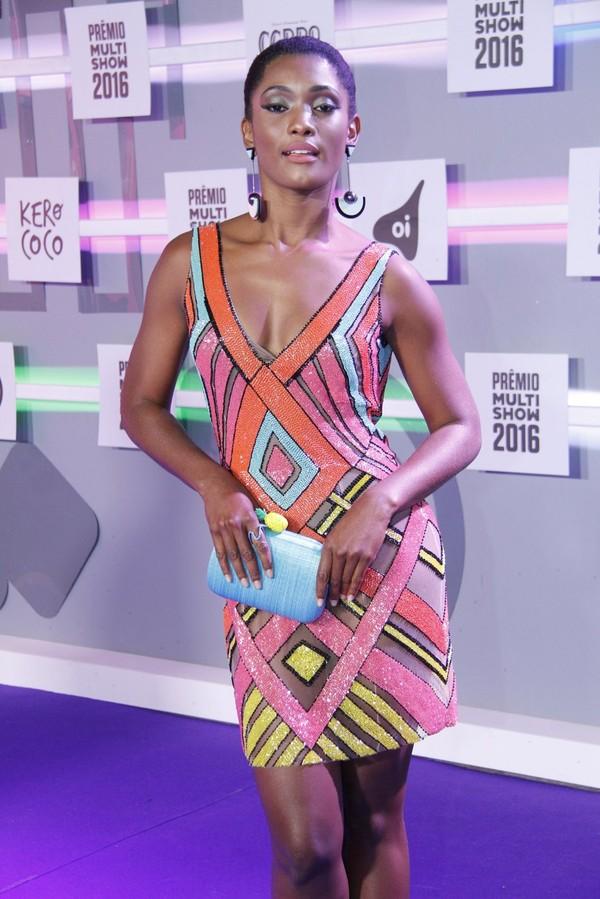 Veja o estilo das famosas na 23ª edição do Prêmio Multishow