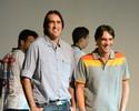 Giba crê em medalha do vôlei no Rio, e Rodrigão cita possível perda de foco