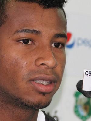 Bruninho treina no Ceará desde a última sexta-feira (Foto: Divulgação / CearáSC.com)