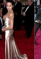 Veja 10 famosas em edições antigas do Globo de Ouro e confira a transformação de Beyoncé, Jolie e outras