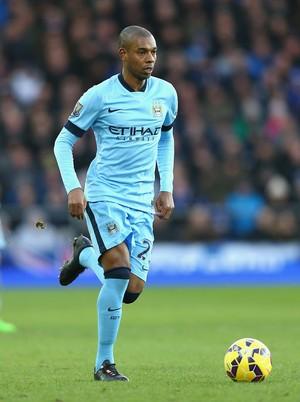 Fernandinho, Manchester City (Foto: Getty Images)