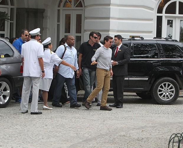Tom Cruise (Foto: Marcello Sá Barretto/AgNews)