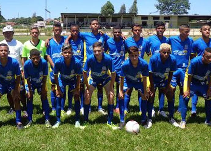 Meninos de Ouro sub-16 Rancharia (Foto: Armando Netto / Arquivo Pessoal)