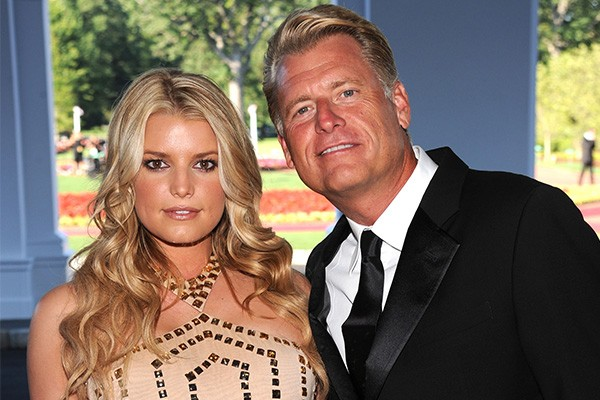 Jessica e Joe Simpson (Foto: Getty Images)