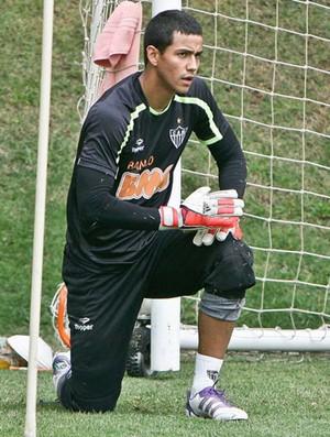 Goleiro Renan Ribeiro, do Atlético-MG (Foto: Bruno Cantini / Site oficial do Atlético-MG)