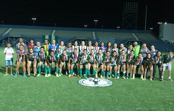Iranduba goleia Manaus FC por 4 a 0 e conquista o hexa do AM Feminino