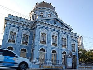Assembleia Legislativa de Pernambuco (Foto: Vanessa Bahé / G1)