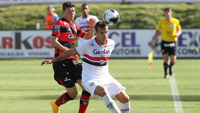 Anápolis x Atlético-GO no Jonas Duarte (Foto: Marcello Dantas/Popular)