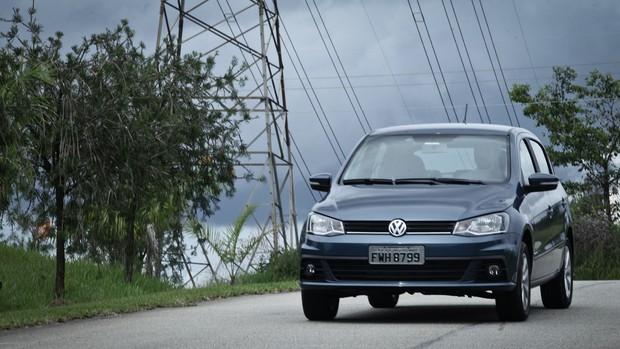 Volkswagen Gol e Voyage 2017: FOTOS