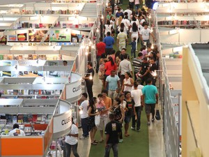 Feira Pan-Amazônica do Livro (Foto: Cristino Martins/O Liberal)