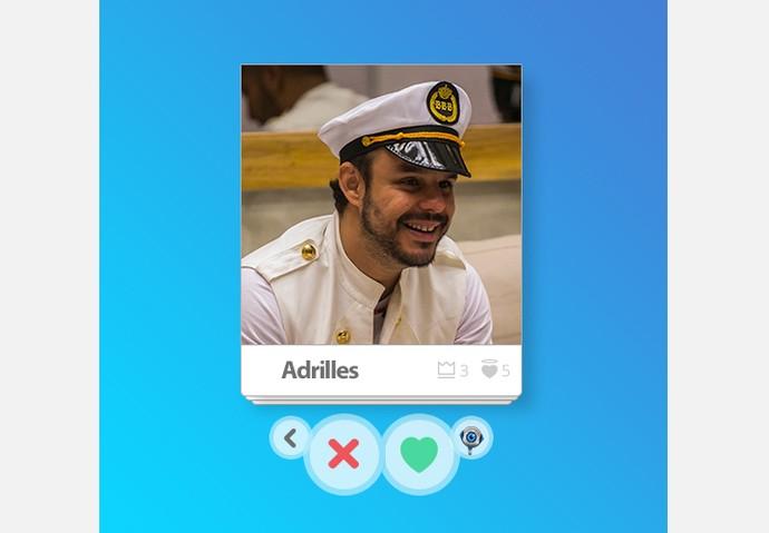 App_Adrilles (Foto: Big Brother Brasil / Gshow)