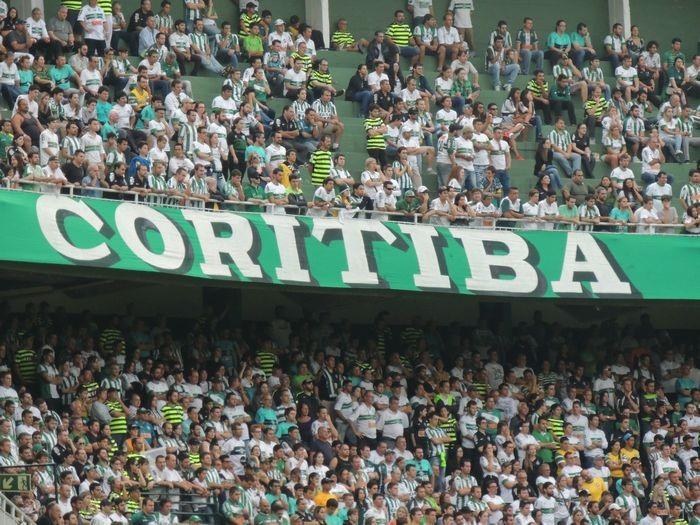 Blog Torcida Coritiba - faixa Coritiba