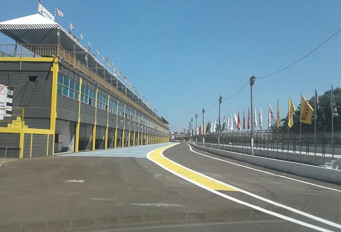 Autódromo Internacional de Londrina (Foto: Divulgação/Fundação de Esportes de Londrina)