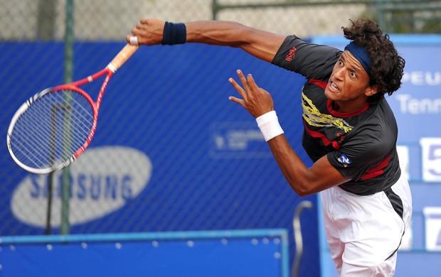 Feijão João Souza tênis Rio de Janeiro Challenger (Foto: Divulgação / João Pires)