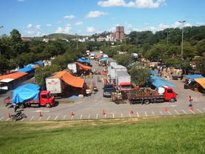 Feira do Ipatingão funciona a partir de hoje (27) em novo horário. (Foto: Sérgio Roberto / Prefeitura de Ipatinga)