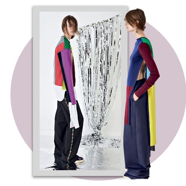 Ports 1961:  Em sua nova direção, a grife aposta num minimalismo artesanal e decorativo, com foco em mulheres que equilibram trabalho e família (Foto: Imax Tree e Divulgação)