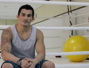 Sin adversario, Francimar Bodao deja el card del UFC Uberlândia