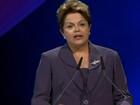 Dilma critica desvalorização do dólar no Brasil em viagem à Alemanha