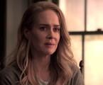 Sarah Paulson  em 'American horror story' | Divulgação