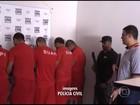 Homens são presos suspeitos de desviar cargas de milho e soja em MG