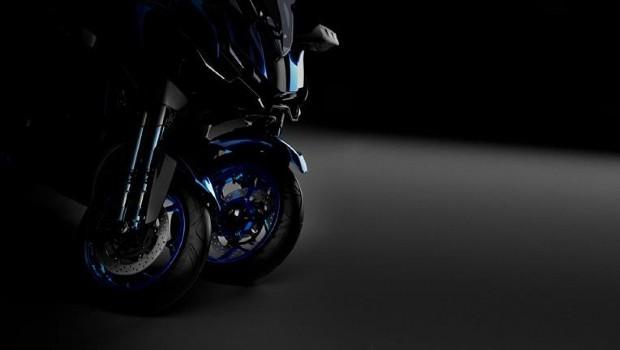 Yamaha terá novo triciclo no Salão de Tóquio (Foto: Divulgação)