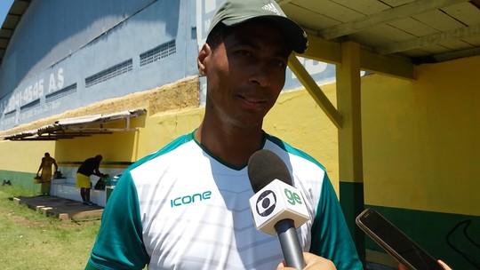 Mesmo com derrota, Eleomar Pereira avalia bem o jogo-treino do Tupy-ES