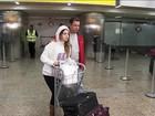 'Foram momentos de terror', diz mãe de adolescente de SP detida nos EUA