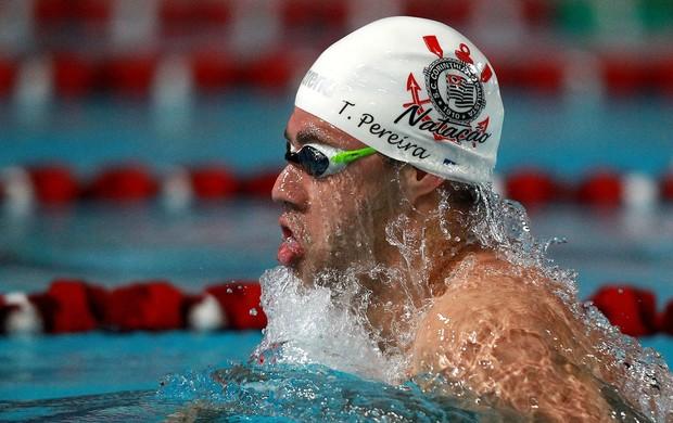 Thiago Pereira natação (Foto: Satiro Sodré / AGIF)