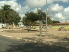 Portões são fechados para o 1º dia de provas do Enem em Alagoas