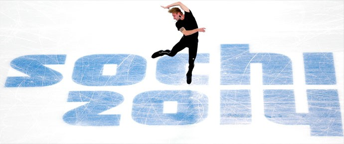 treino patinacao sochi (Foto: Getty Images)