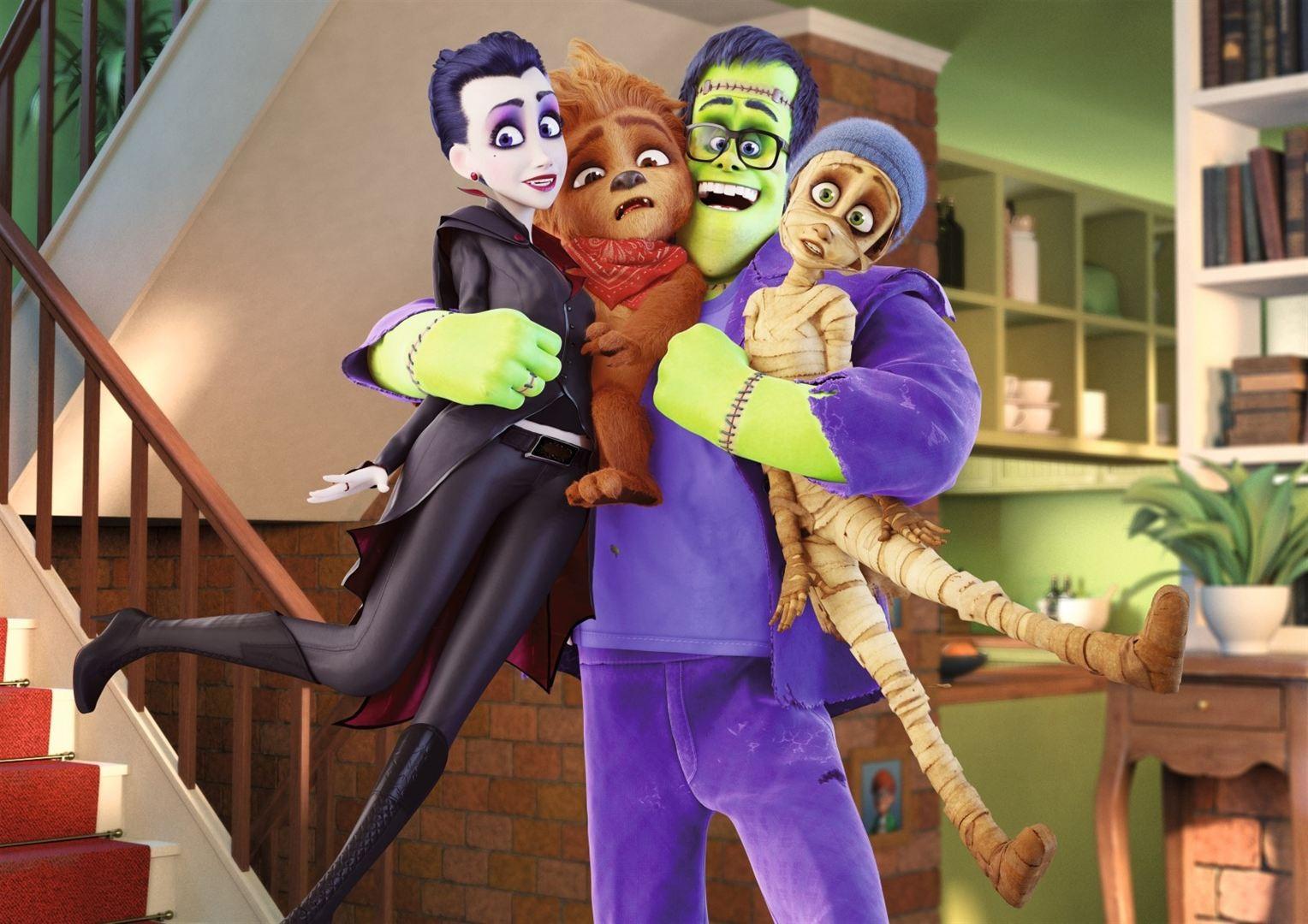 Uma Família Feliz (Foto: Divulgação)