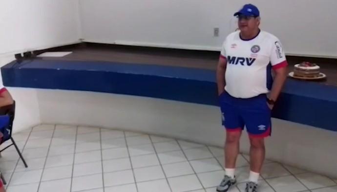 Guto Ferreira; Bahia (Foto: Reprodução)