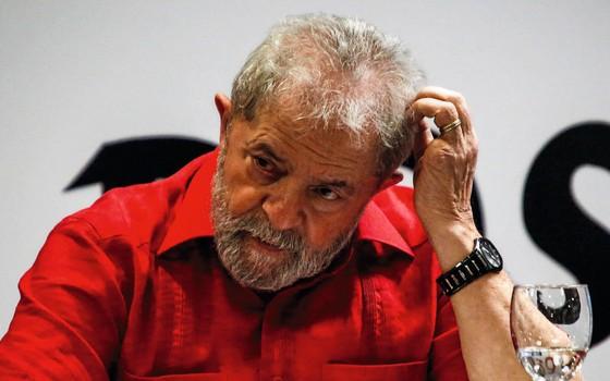 O ex-presidente Lula (Foto:  Suamy Beydoun/AGIF/AFP)