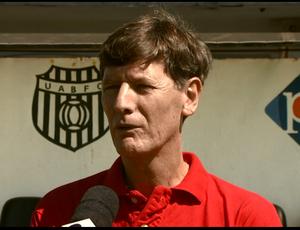 Maurílio D´Elboux, gerente do União Barbarense (Foto: Reprodução EPTV)