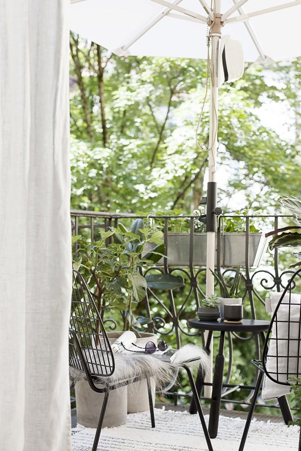 Plantas espalhadas pelo lar é a tendência favorita da blogueira (Foto: Sarah Van Peteghem/Divulgação )