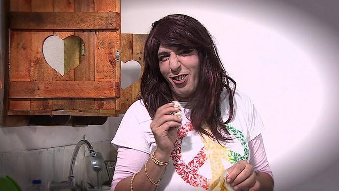 Ritinha se despede do Me Transforme para o Verão 2016 (Foto: TV Sergipe)