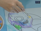 Mesa digital ajuda crianças com dificuldade de aprendizado em SC