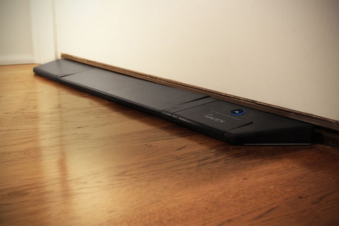 protetor de portas eletr nico promete impedir arrombamentos not cias techtudo. Black Bedroom Furniture Sets. Home Design Ideas