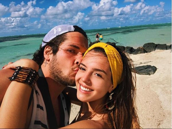 Gian Luca Ewbank e Giovanna Lancelotti (Foto: Reprodução/Instagram)