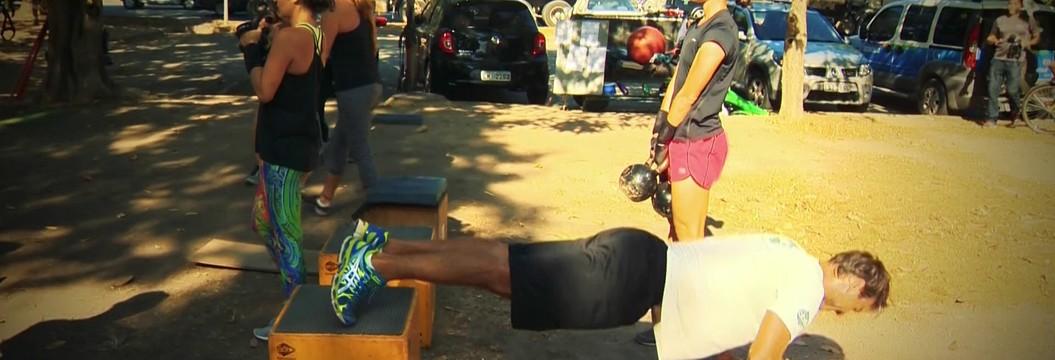 Eu Atleta mostra novo um tipo de treino funcional que vem atraindo praticantes