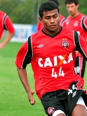 Maranhão Atlético-PR (Foto: Divulgação/ Site oficial do Atlético-PR)