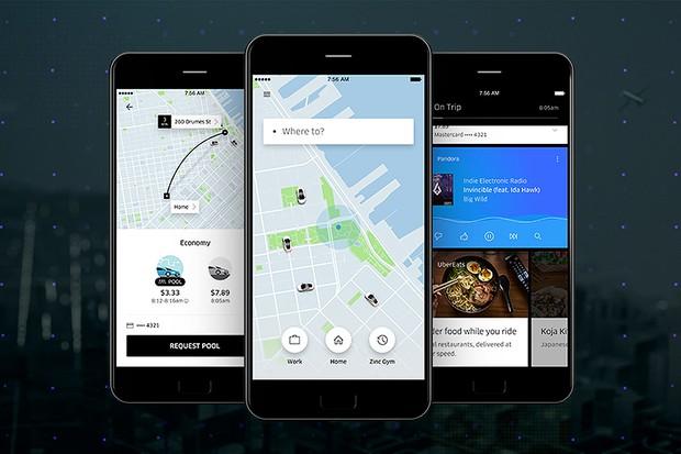 Uber ganhará três funções (Foto: Divulgação)