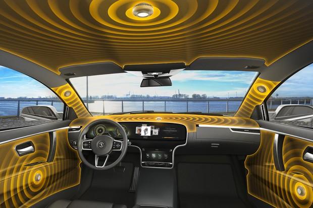 Continental cria tecnologia de som que dispensa alto-falantes (Foto: Divulgação)