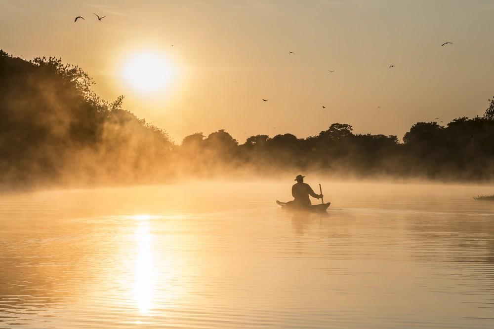 Rio em Rondnia (Foto: Andre Dib / Shutterstock)