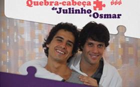 Faça como Julinho: transforme sua foto em um quebra-cabeça